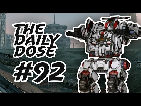 """Double AC20 Jagermech """"The Boomjager"""" - Mechwarrior Online - The Daily Dose #92"""