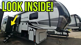 HUGE Avalanche RV! Best Bunkhouse Ever? 379BH