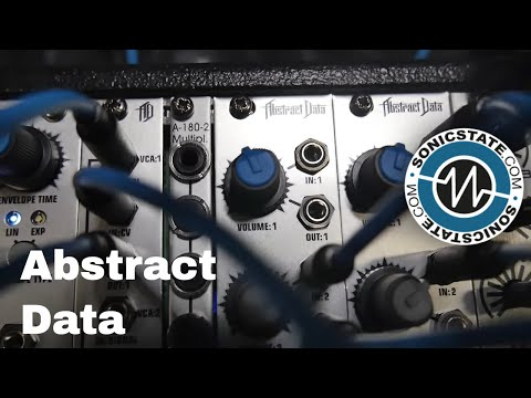 Synthfest 2017: Abstract Data New Modules