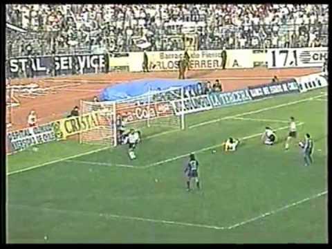 1996 U.de Chile 0 Colo Colo 2 Torneo Nacional