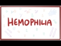 Hemophilia - causes, symptoms, diagnosis, treatment, pathology