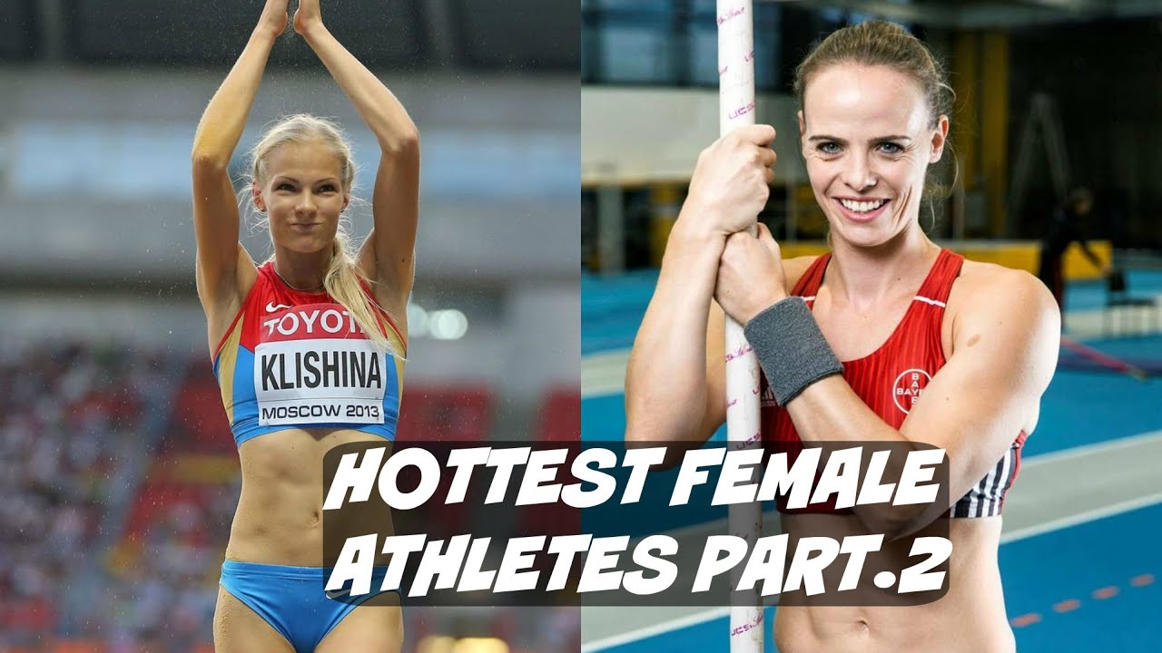 Track and women field hottest