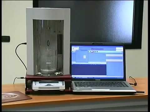 Densimetro - Instrument for density measure