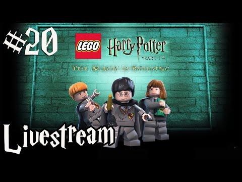 [Live] LEGO Harry Potter #20 - AS TAREFAS DO TORNEIO TRIBRUXO!