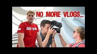 Finally Logan Paul is back !! Leaked Vlog with jake paul?!