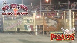 Rancho Los Destructores vs Los Pegasos de Oaxaca en Zumpango del Rio, Gro. 2014