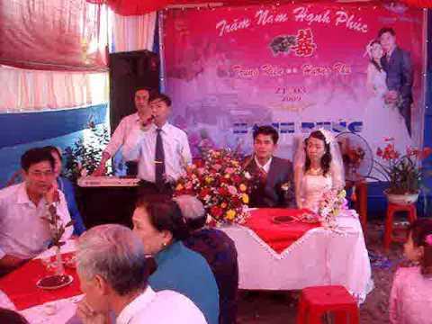 Lễ cưới: Trung Kiên - Hương Thu (phần1)
