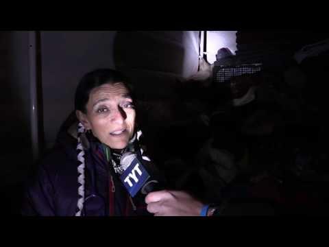 Standing Rock Medic: Shame on You, President Obama