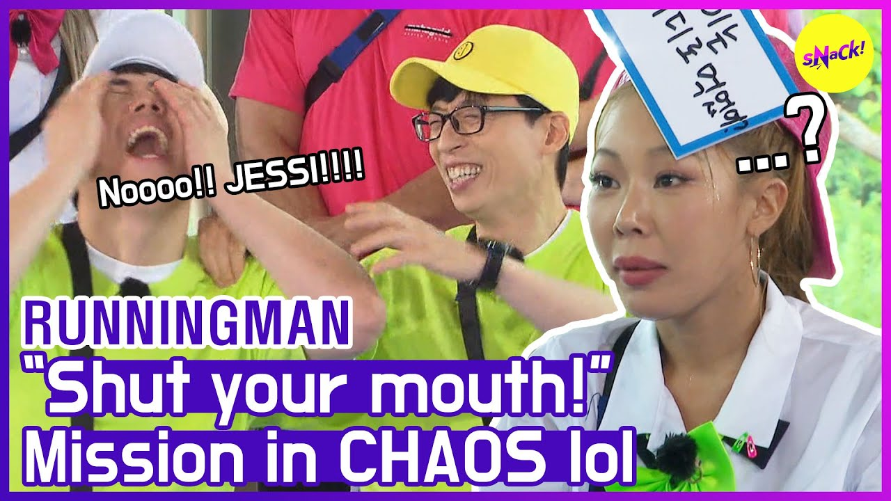 [HOT CLIPS] [RUNNINGMAN] Grab a spoon! You're old enough! (ENG SUB)