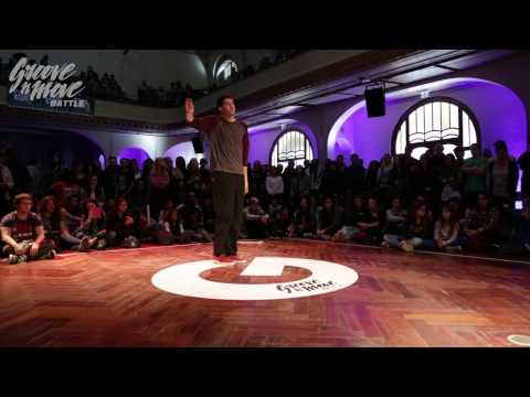 GROOVE'N'MOVE BATTLE 2015 - Popping Qualifications 16-28