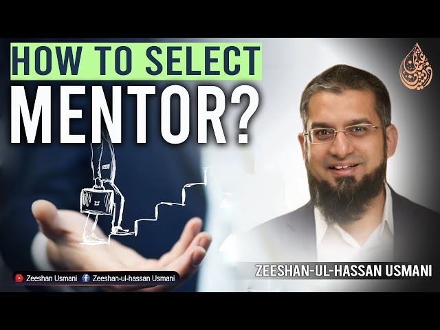 How to Select a Mentor?
