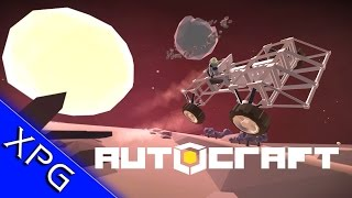 AutoCraft - Engineering Vehicles To Fix Problems (Gameplay Spotlight) TGN