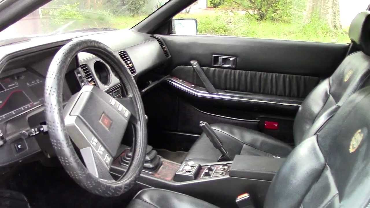 Delightful Interior Nissan 300ZX Turbo 50th Anniversary Edition FOR SALE Photo