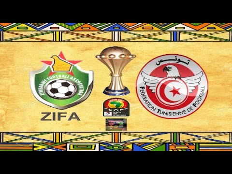 PS4 PES 2017 Gameplay Zimbabwe vs Tunisia HD