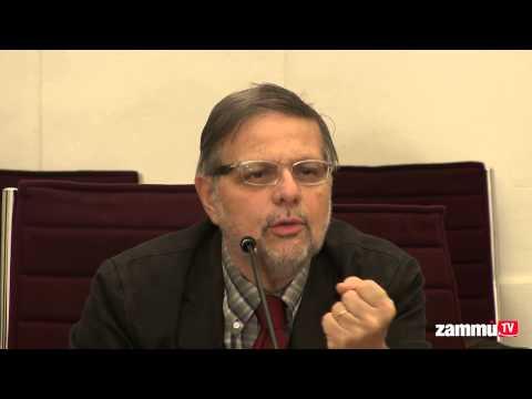 Gian Mario Anselmi - Machiavelli e la forza della giovinezza - 20 febbraio 2014