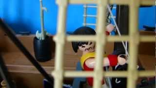 PLAYMOBIL PIRATES  bateau 5135