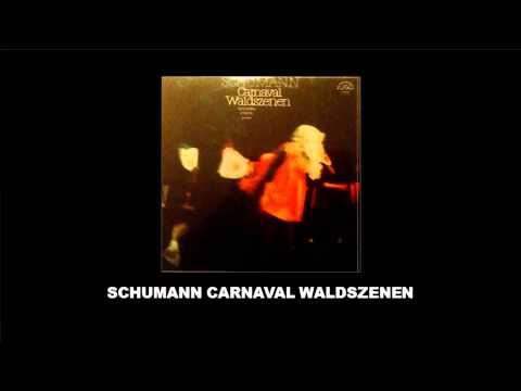 Sequeira Costa Schumann Carnaval Waldszenen