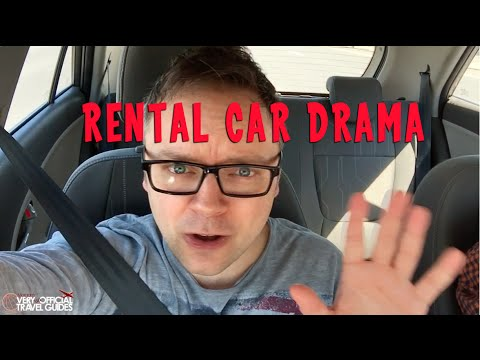 Bonus Video : Rental Car Drama in Dubai