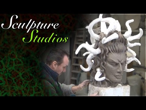 Medusa by Sculpture Studios
