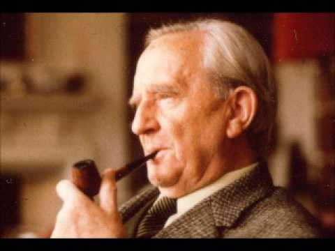 J R R Tolkien - Reading from The Lord of the Rings and The Hobbit