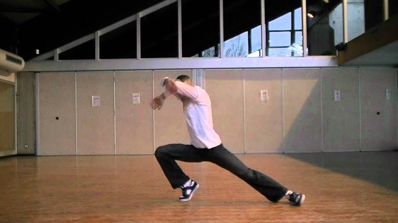 DUBSTEP DANCE SKILLS | Mabrouk Gouicem