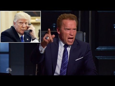 Donald Trump Says Arnold Schwarzenegger 'Did A Really Bad Job As Governor'
