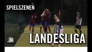 Rahlstedter SC - FC Bergedorf 85 (5. Spieltag, Landesliga Hansa)
