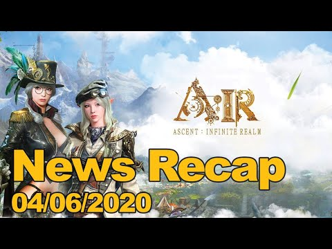 MMOs.com Weekly News Recap #239 April 6, 2020