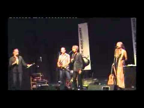 Billy Jones, David Odlöw,  Pelle Bolander,  Emily Brown 'Radio Party'  Edinburgh Festival 2008 .mp4