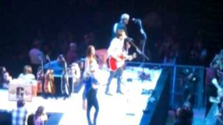 Gloriana-The World is Ours Tonight-Fearless Tour 2010-The Palace of Auburn Hills