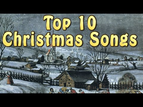 Top 10 Christmas Songs of All Time