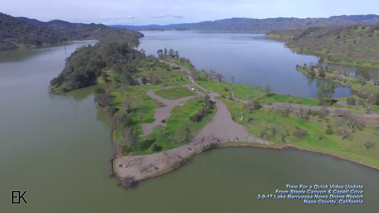 a-quick-video-update-from-steele-canyon-capell-cove-the-lake-berryessa-news-3-9-17