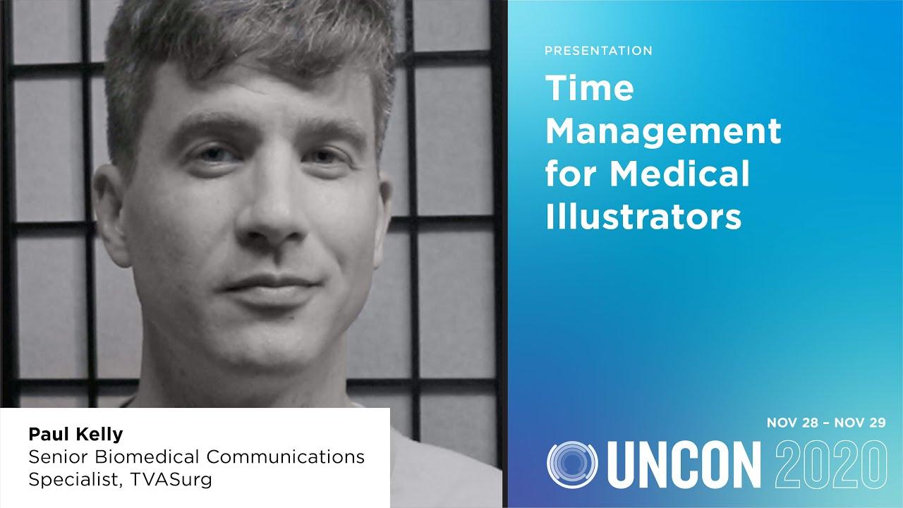 Time Management for Medical Illustrators