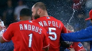 4/20/17: DeShields leads Rangers to 1-0 win