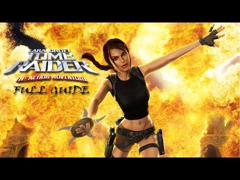 Lara Croft Tomb Raider: The Action Adventure IDVD (Full Gameplay) [IT]