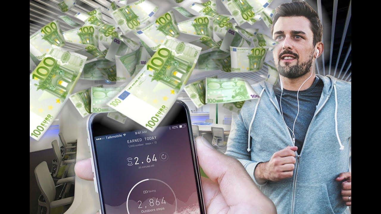 L 39 app che paga per camminare ecco come funziona sweatcoin for App che ti paga per camminare