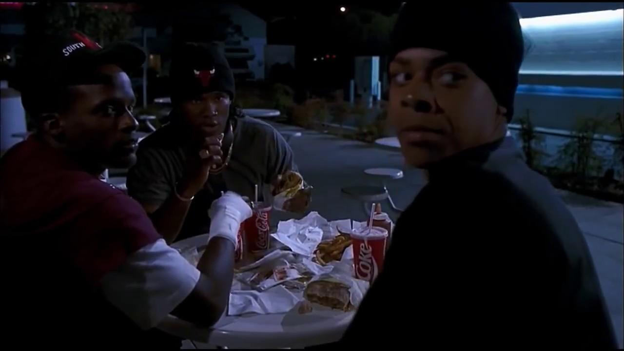 Boyz N The Hood - Drive-by Scene - YouTube