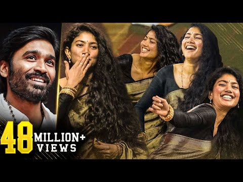 sai-pallavi-dances-like-a-gazelle!-moves-like-a-wind!-ultimate-reactions-from-crowd!
