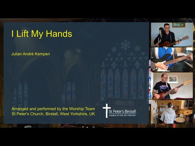 I Lift My Hands