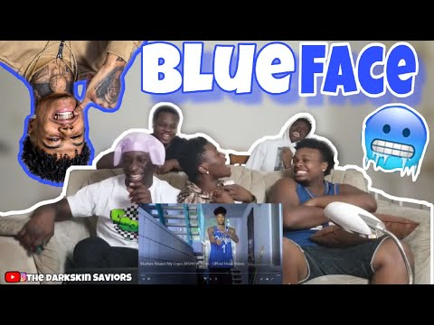 "Blueface ""Respect My Crypn"" REACTION"