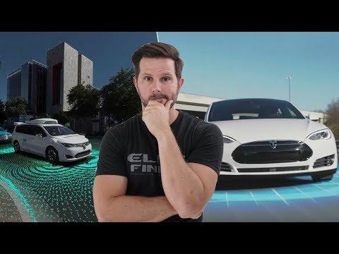 Tesla vs Waymo - Who