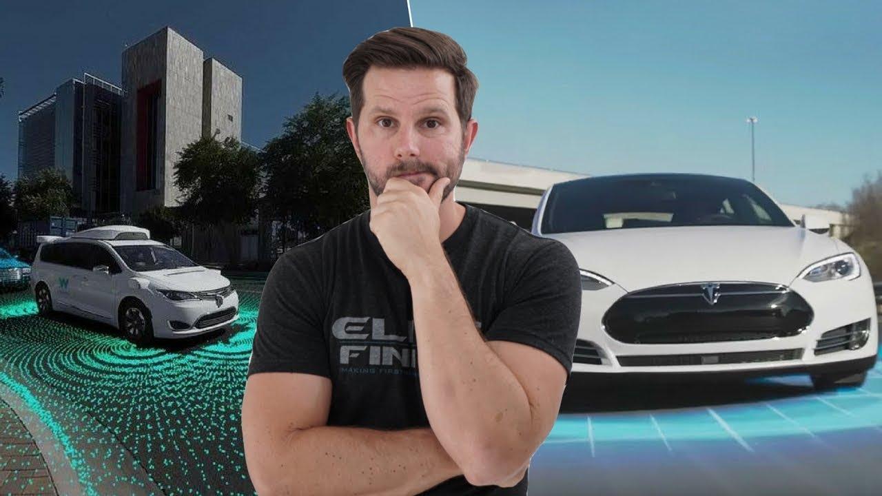 Tesla vs Waymo - Who's Winning the Self-Driving Race [highlight]