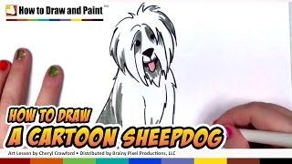 Cómo Dibujar una Caricatura Perro | CC