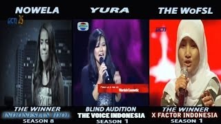 IDOL vs THE VOICE vs X FACTOR (Who