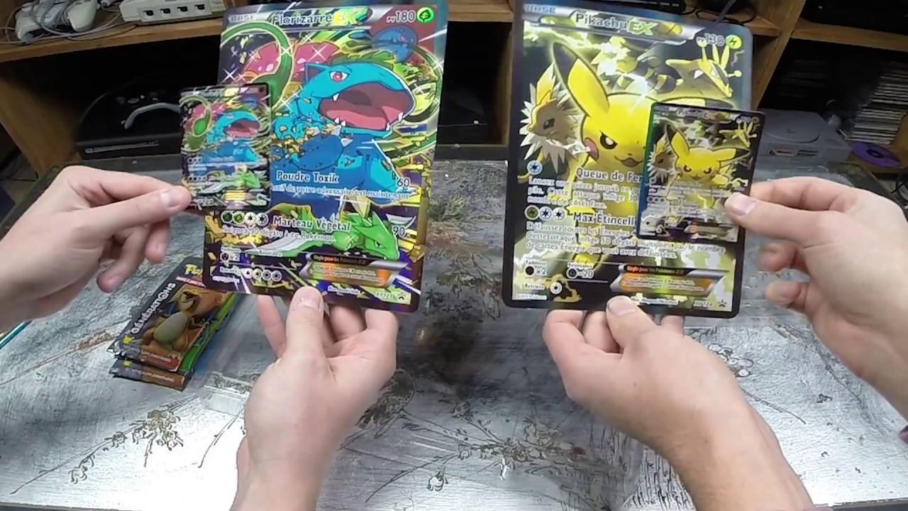 Try N Geek Ouverture 2 Coffret Collection Florizarre Pikachu Generation Mega Tortank Ex 11 Booster