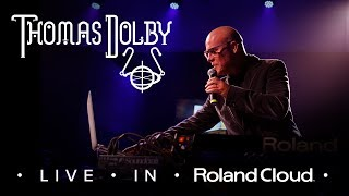 Thomas Dolby Live in Roland Cloud