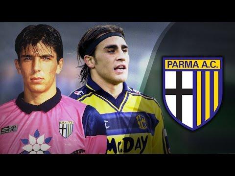 Top 10 Parma Exports | Buffon, Cannavaro & Ancelotti