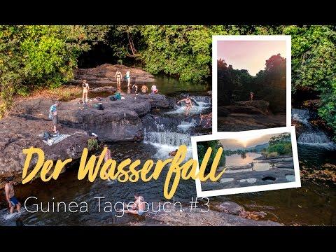 Guinea Tagebuch #3 – DER WASSERFALL | KleinstadtCarrie.net