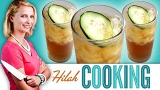 Pimm's Cup Cocktail - Napoleon House Recipe!