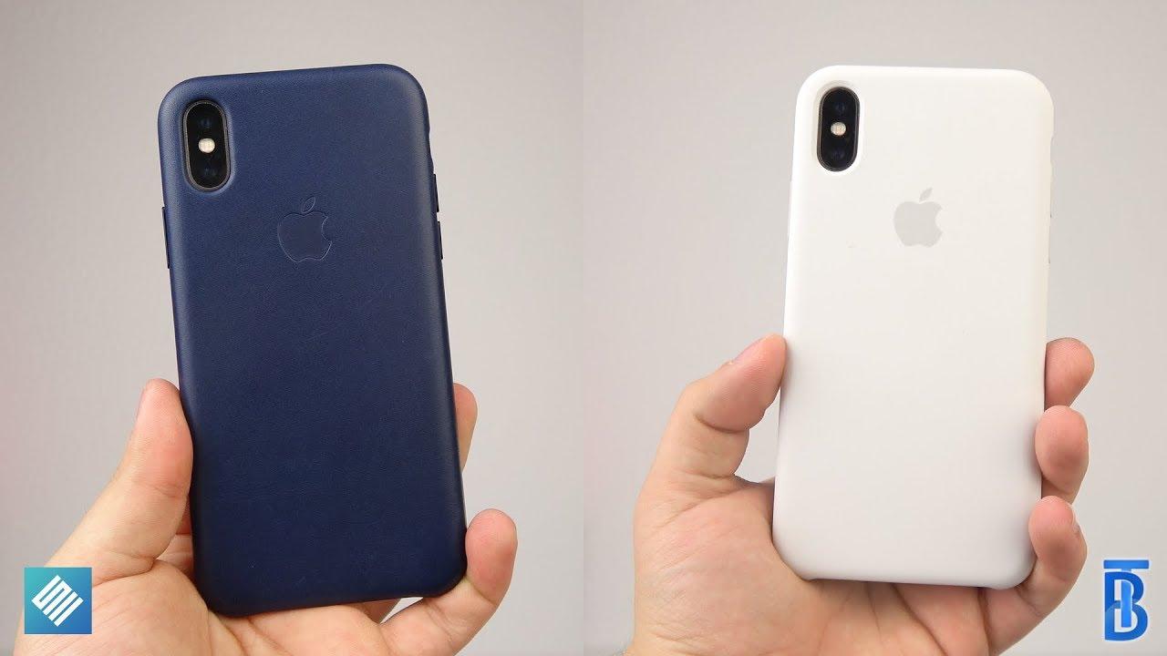 iphone x case leder